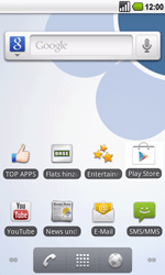 BASE Lutea 1 - Fehlerbehebung - Handy zurücksetzen - Schritt 1