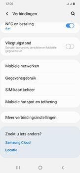 Samsung Galaxy A20e - Internet - mijn data verbinding delen - Stap 5