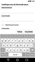 LG K10 (2017) (M250n) - E-mail - Account instellen (POP3 met SMTP-verificatie) - Stap 11