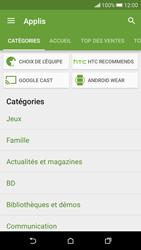 HTC Desire 626 - Applications - Télécharger une application - Étape 6