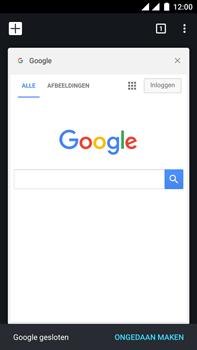 OnePlus 3 - internet - hoe te internetten - stap 18