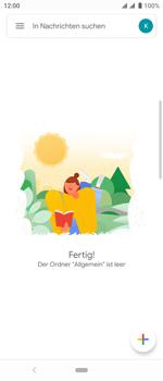 Sony Xperia 10 - E-Mail - Konto einrichten (gmail) - Schritt 7