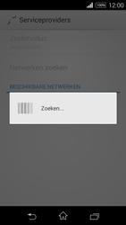 Sony Xperia E3 - Netwerk - gebruik in het buitenland - Stap 10