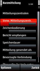 Nokia 5800 Xpress Music - SMS - Manuelle Konfiguration - Schritt 9