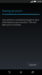 HTC One M8 - Applications - Setting up the application store - Step 17