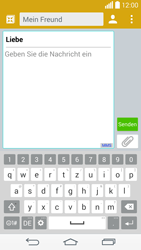 LG G3 S - MMS - Erstellen und senden - 14 / 24