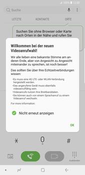 Samsung Galaxy S9 Plus - Anrufe - Rufumleitungen setzen und löschen - Schritt 4