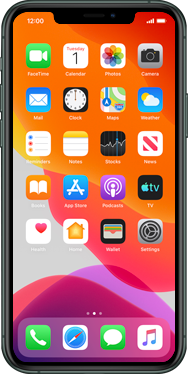 Apple iPhone 11 Pro Max - Applications - Download apps - Step 1