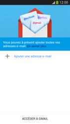 Samsung I9505 Galaxy S IV LTE - E-mail - Configuration manuelle (gmail) - Étape 6
