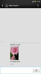 HTC One Max - MMS - Erstellen und senden - 19 / 20