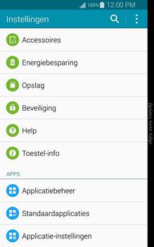 Samsung Galaxy Note Edge - software - update installeren zonder pc - stap 4