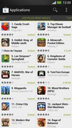 HTC One - Applications - Télécharger une application - Étape 8