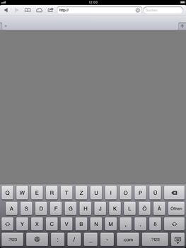 Apple iPad Retina - Internet und Datenroaming - Verwenden des Internets - Schritt 4