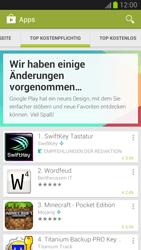 Samsung Galaxy S III - OS 4-1 JB - Apps - Herunterladen - 6 / 20