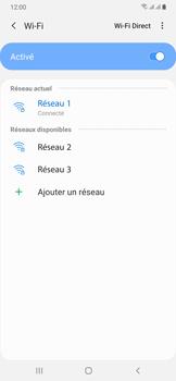 Samsung Galaxy A50 - Internet et connexion - Accéder au réseau Wi-Fi - Étape 9