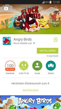 Samsung N910F Galaxy Note 4 - Apps - Herunterladen - Schritt 17