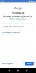 Sony Xperia XZ2 Compact - Android Pie - Apps - Konto anlegen und einrichten - Schritt 5
