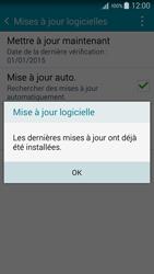 Samsung A500FU Galaxy A5 - Appareil - Mises à jour - Étape 9