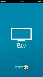 Apple iPhone 6 Plus iOS 8 - Photos, vidéos, musique - Regarder la TV - Étape 2