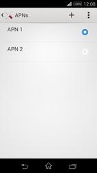 Sony Xperia E3 - Internet - Apn-Einstellungen - 16 / 29