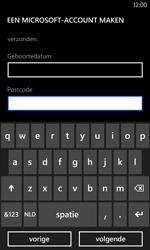 Nokia Lumia 520 - Applicaties - Account aanmaken - Stap 20