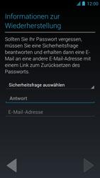 Alcatel One Touch Idol - Apps - Einrichten des App Stores - Schritt 12