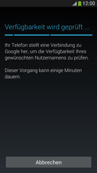 Samsung Galaxy S 4 Mini LTE - Apps - Einrichten des App Stores - Schritt 9
