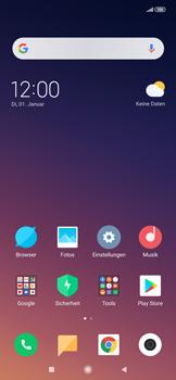 Xiaomi RedMi Note 7 - Apps - Installieren von Apps - Schritt 2
