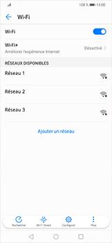 Huawei Mate 20 lite - Internet et connexion - Accéder au réseau Wi-Fi - Étape 6