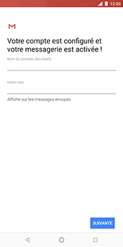 Nokia 7 Plus - E-mail - Configuration manuelle (outlook) - Étape 11