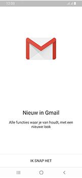 Samsung Galaxy A40 - E-mail - Handmatig instellen (gmail) - Stap 5