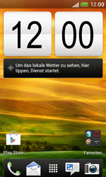 HTC T328e Desire X - Software - Update - Schritt 1