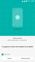 Wiko Lenny 3 - Toestel - Software update - Stap 8