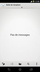 Sony Xperia Z1 - E-mail - configuration manuelle - Étape 4