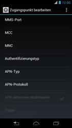 Motorola RAZR i - Internet - Apn-Einstellungen - 12 / 12
