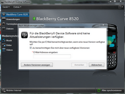 BlackBerry 8520 Curve - Software - Update - Schritt 6