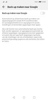Huawei Mate 20 - Data - maak een back-up met je account - Stap 6
