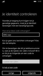 Nokia Lumia 830 - apps - account instellen - stap 21