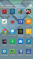 Alcatel One Touch Idol Mini - Gerät - Zurücksetzen auf die Werkseinstellungen - Schritt 3