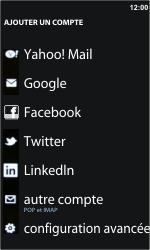 Samsung I8350 Omnia W - E-mail - Configuration manuelle - Étape 6