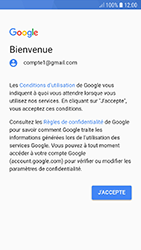 Samsung A320F Galaxy A3 (2017) - Android Oreo - E-mail - Configuration manuelle (gmail) - Étape 11