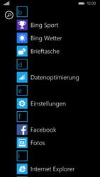 Nokia Lumia 930 - WiFi - WiFi-Konfiguration - Schritt 3