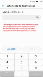 Honor 9 - Sécuriser votre mobile - Activer le code de verrouillage - Étape 8