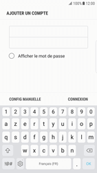 Samsung Galaxy S6 Edge - Android Nougat - E-mail - configuration manuelle - Étape 6