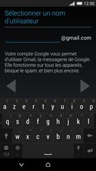 HTC Desire 816 - Premiers pas - Créer un compte - Étape 10