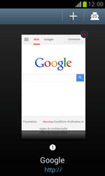 Samsung Galaxy Ace III - Internet et roaming de données - Navigation sur Internet - Étape 15