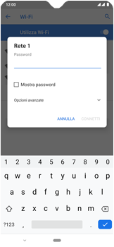 Nokia 7.2 - WiFi - Configurazione WiFi - Fase 8