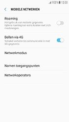 Samsung Galaxy J3 (2017) - netwerk en bereik - gebruik in binnen- en buitenland - stap 6