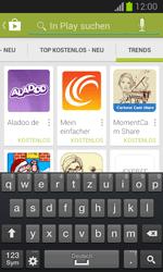 Samsung Galaxy Trend Lite - Apps - Installieren von Apps - Schritt 15