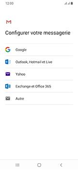 Samsung Galaxy A40 - E-mails - Ajouter ou modifier votre compte Gmail - Étape 8